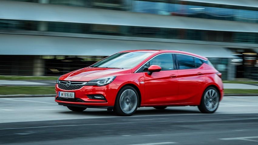 Opel Astra 1,4 Turbo: Werd' dir schon helfen