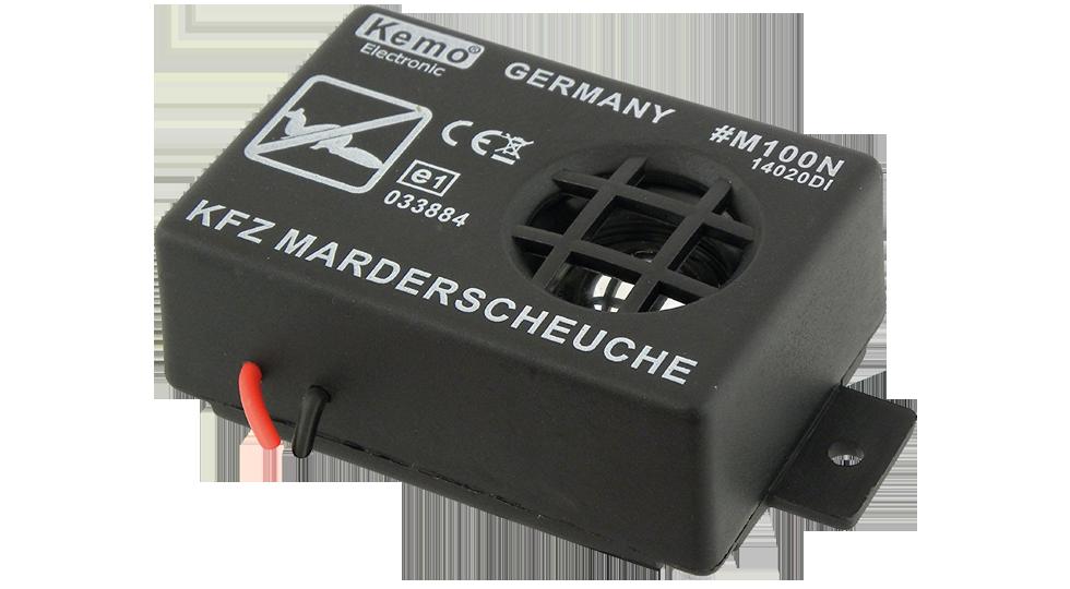 LAS 12V KFZ Ultraschall Marderschutz Marderabwehr Marderschreck Marderscheuche