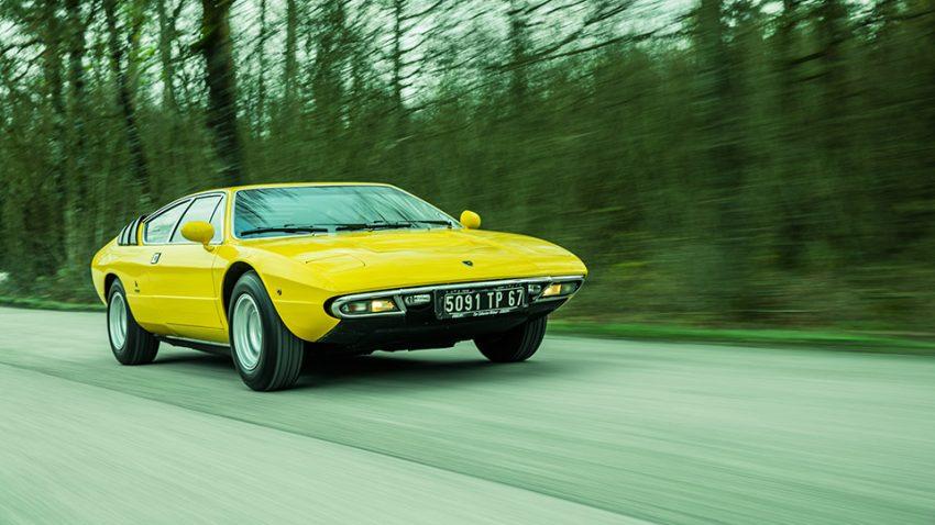 Lamborghini Urraco: Vorbeigeflundert