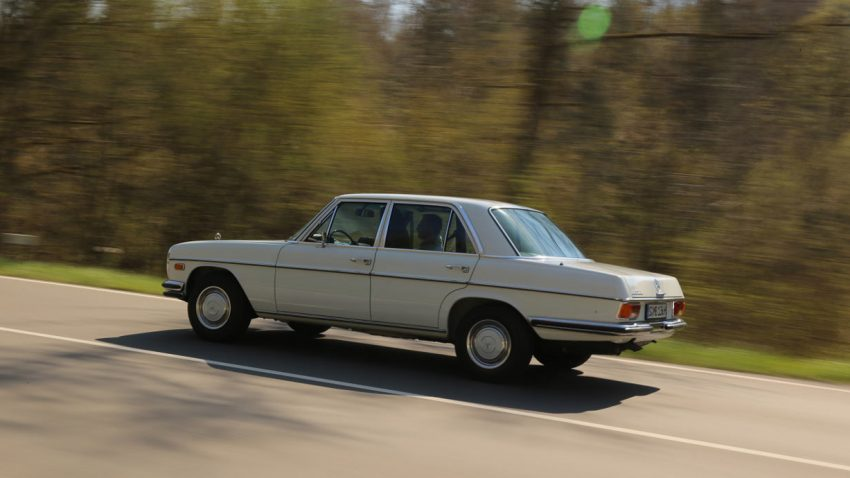 Mercedes-280-E