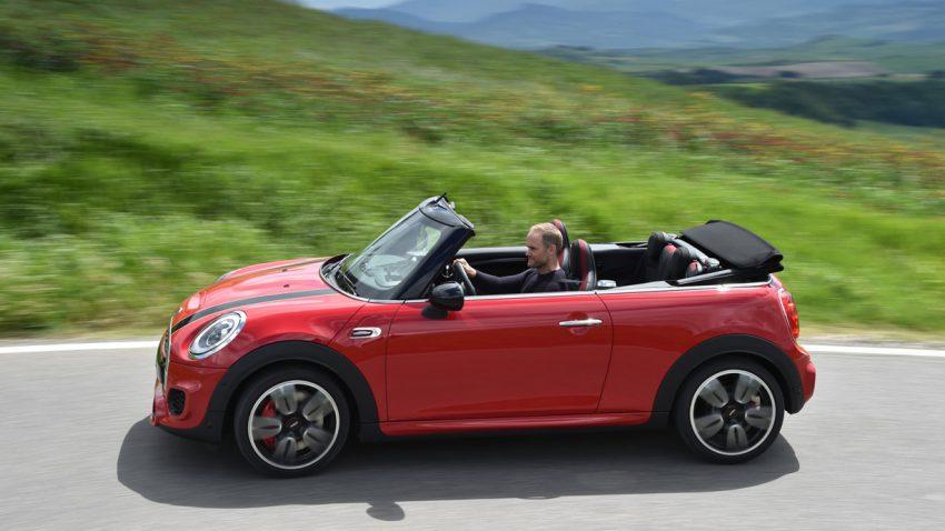 Mini John Cooper Works Cabrio: Der stärkste Mini ohne Dach
