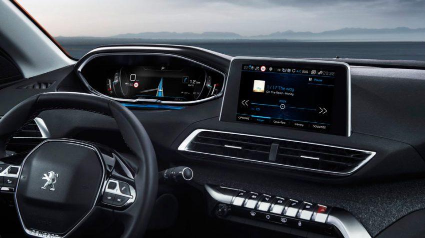 Der Neue Peugeot 3008 Autorevue At