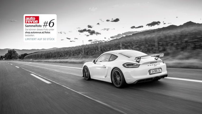 Der Cayman GT4 ist ein wunderbares Porsche-Maß. Mit genialem Kalkül und hochkonzentrierter Genauigkeit verkörpert er pure, ungestelzte, überbaufreie Freude am Sportautofahren.