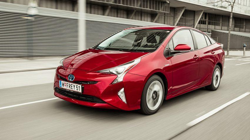 Toyota Prius 1,8 VVT-i Hybrid Lounge VIP: Klassen-Prius