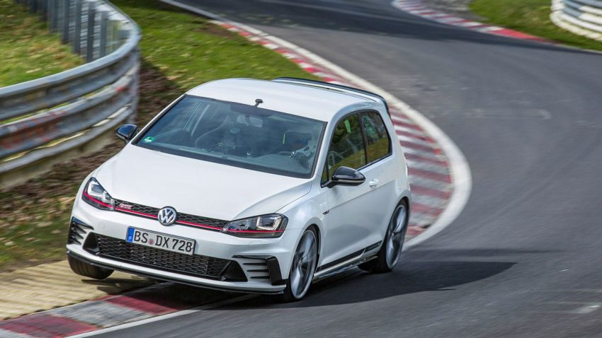VW Golf GTI Clubsport S: 7:49.21 Minuten!