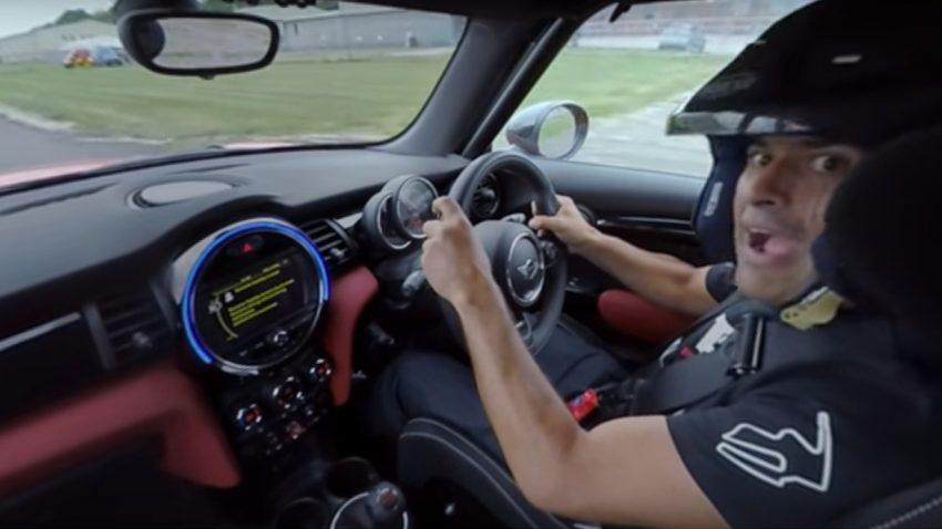 Chris Harris präsentiert den neuen Top Gear-Track