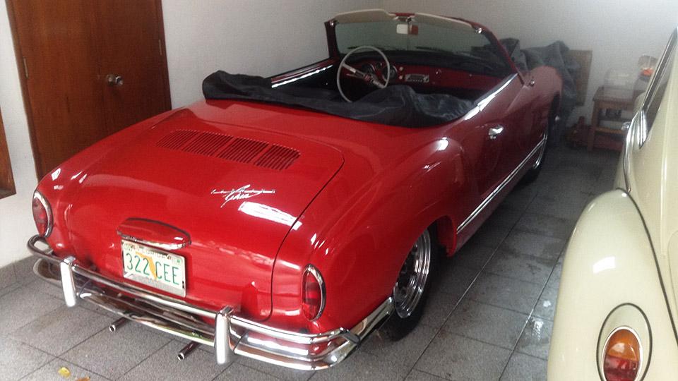 gebrauchtwagenmarkt volkswagen karmann ghia cabrio zum verkauf. Black Bedroom Furniture Sets. Home Design Ideas
