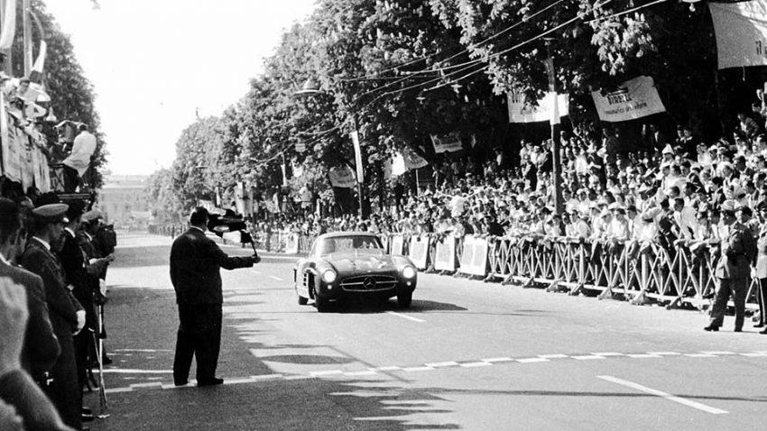 Mille Miglia 1955 – Wer war eigentlich John Fitch?