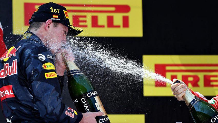 Mit seinem GP-Sieg stellte Max Verstappen gleich 4 neue Rekorde auf