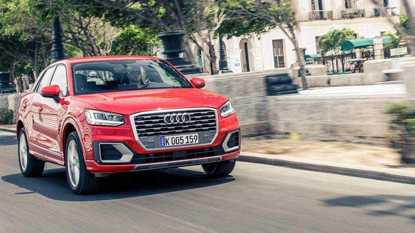 Audi Q2: Q-Handel