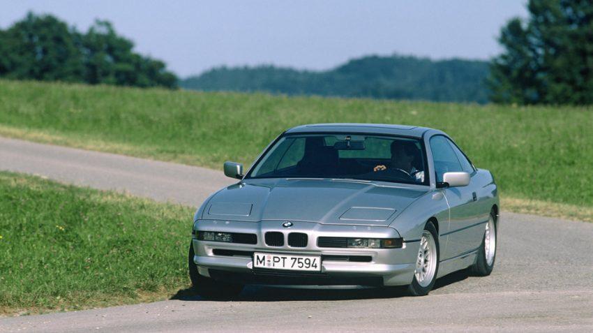 BMW 8er Baureihe E31