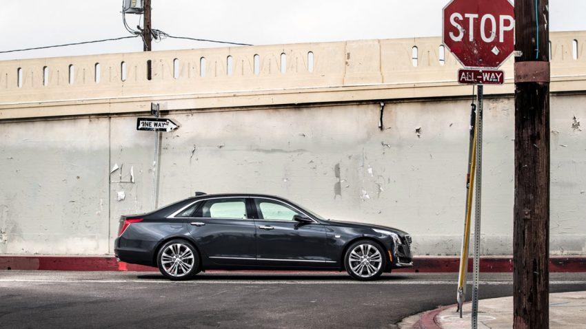 Cadillac CT6 3.6 AWD: Doppelleben
