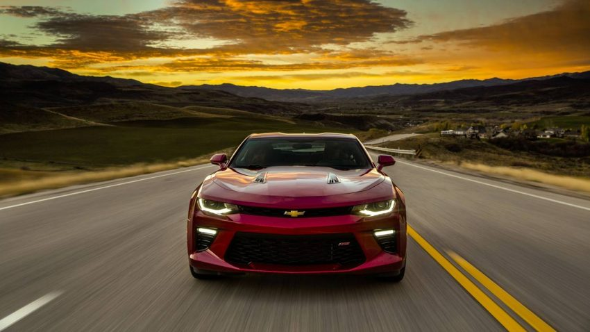 Chevrolet Camaro Coupé V8: Der nächste wilde Hengst?