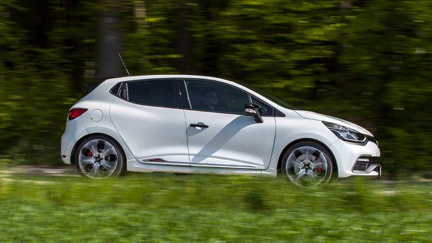 Renault Clio R.S. Trophy: Genippt am Zaubertrank