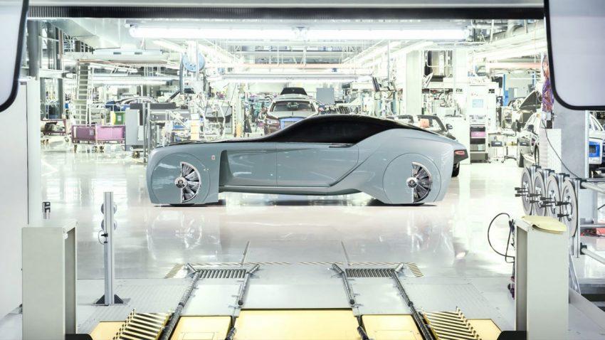 Ausgerechnet Rolls-Royce!