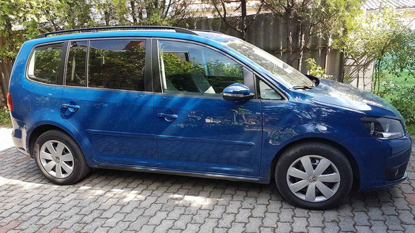 VW Touran Comfortline 2.0 TDI