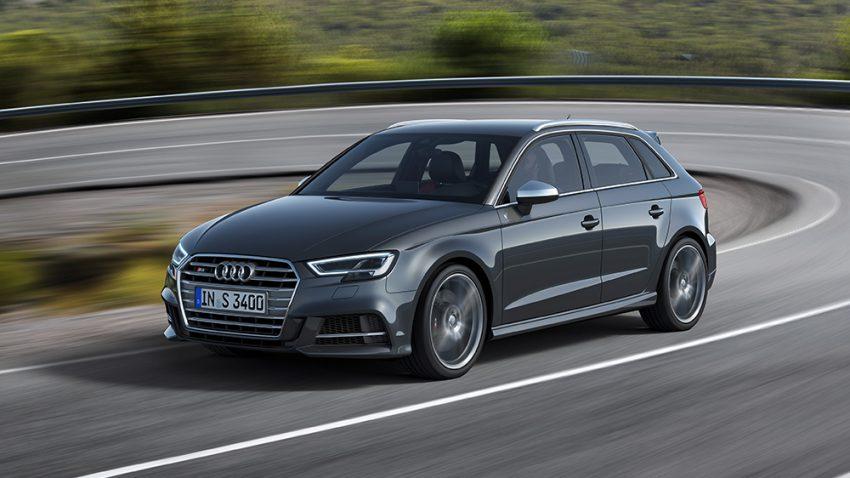 Audi A3: Erfolg muss weitergehen!