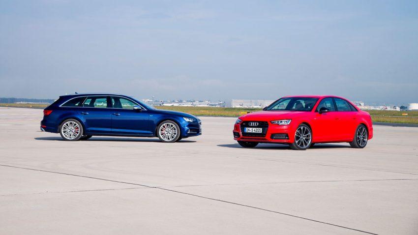 Neuer Motor im neuen Audi S4