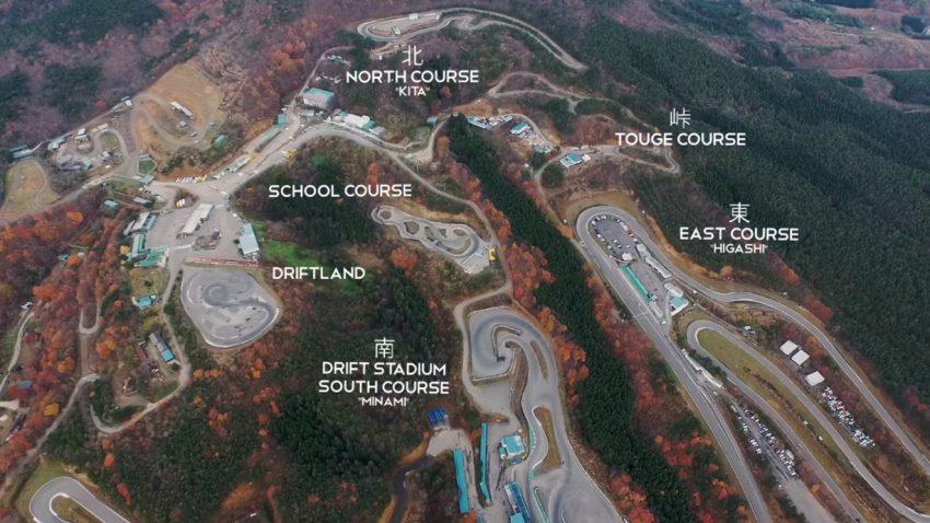 Ebisu Circuit - Drift-Paradies in Japan