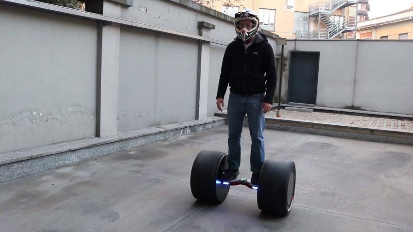 Formula-Hoverboard