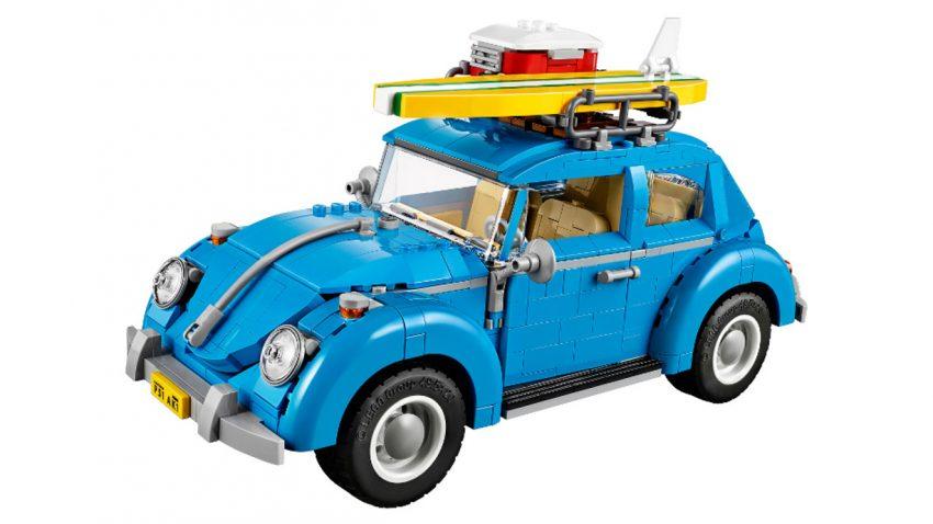 Kult-Auto zum Selberbauen: Lego-VW Käfer