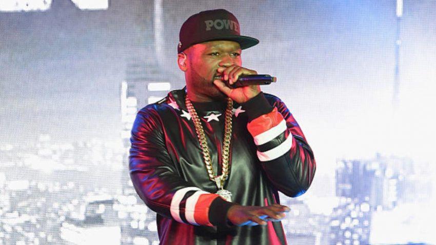 Rapper 50 Cent will Top Gear retten