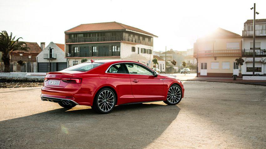 Audi A5/S5: Mittelwelle
