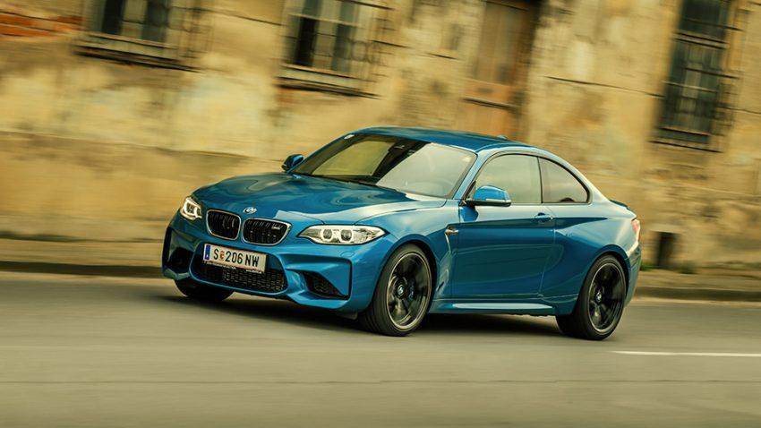 BMW M2: Mann oder Maus?
