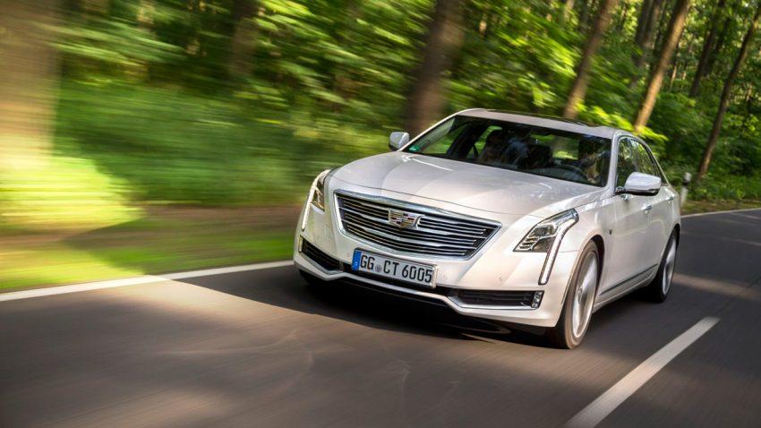Cadillac CT6: Der 1. digitale Rückspiegel