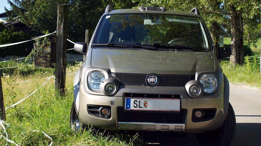 Fiat Panda Cross 4x4 Multijet Diesel