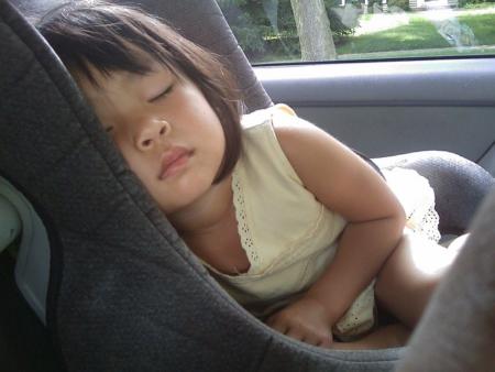 Komfort und Sicherheit spielen beim Kindersitz eine wichtige Rolle.