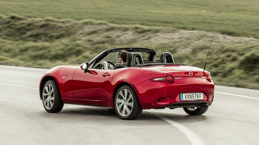 Mazda MX-5: Freude schöner Götterfunken