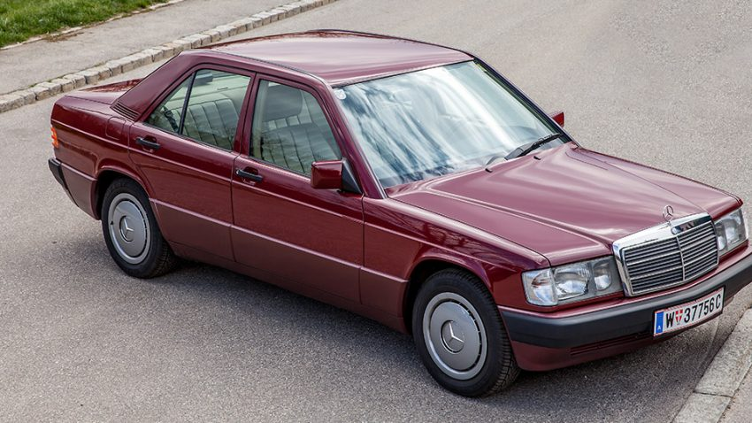 Mercedes 190 Kaufberatung: Prinzipiell ja