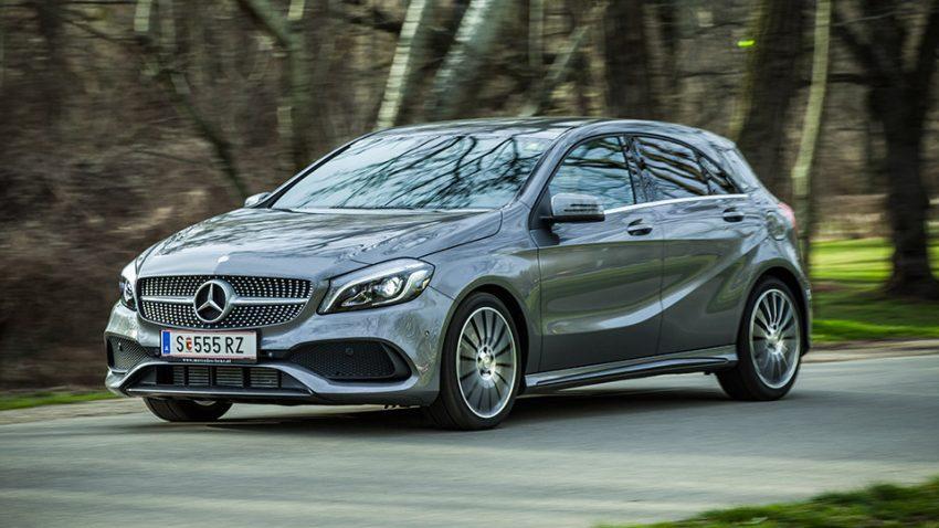 Mercedes A 220d 4MATIC: Viel Cedes