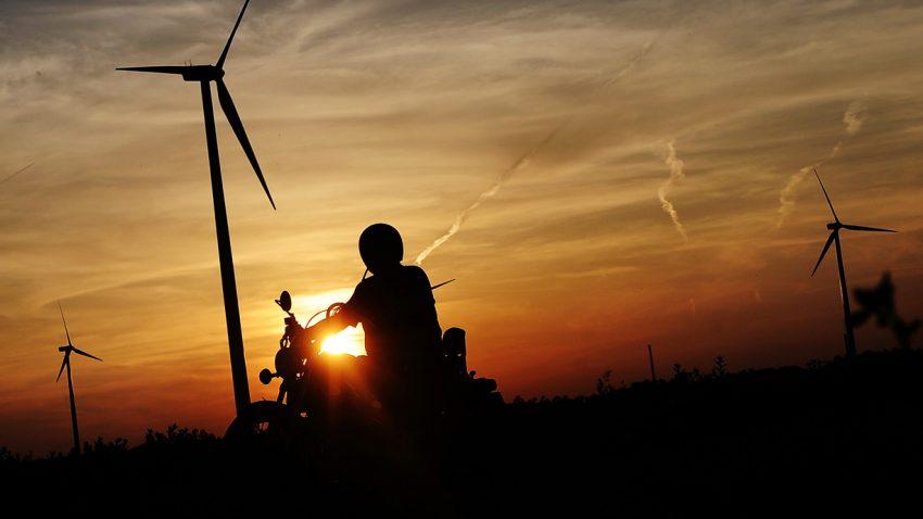 7 der beliebtesten Motorradstrecken in Österreich im Test