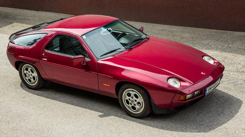 Kaufberatung Porsche 928: Plan A und B