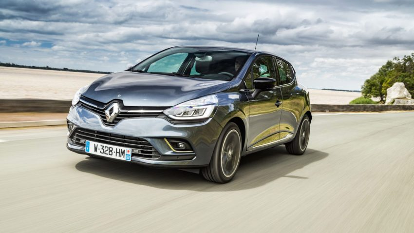 Renault Clio, wider dem Trend