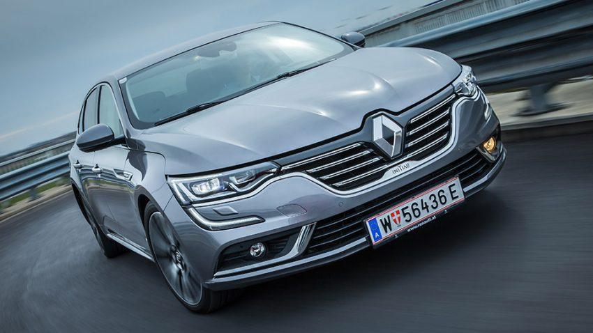 Renault Talisman dCi 160 EDC Initiale Paris: Breithans Küchenmeister