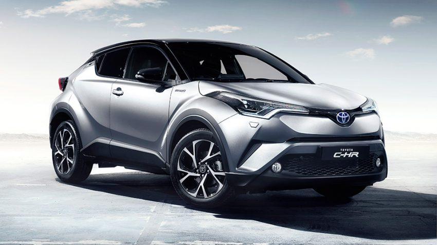 REVUE // Toyota C-HR: Mut zum Kaufen