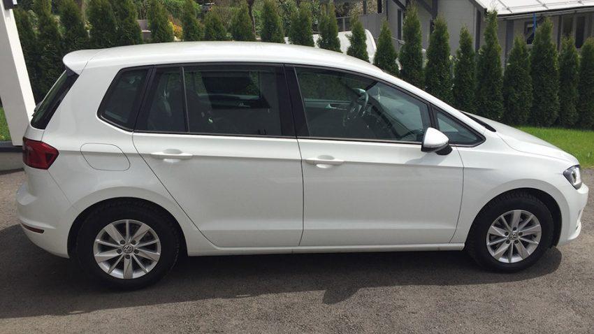 Volkswagen Golf Sportsvan TSI