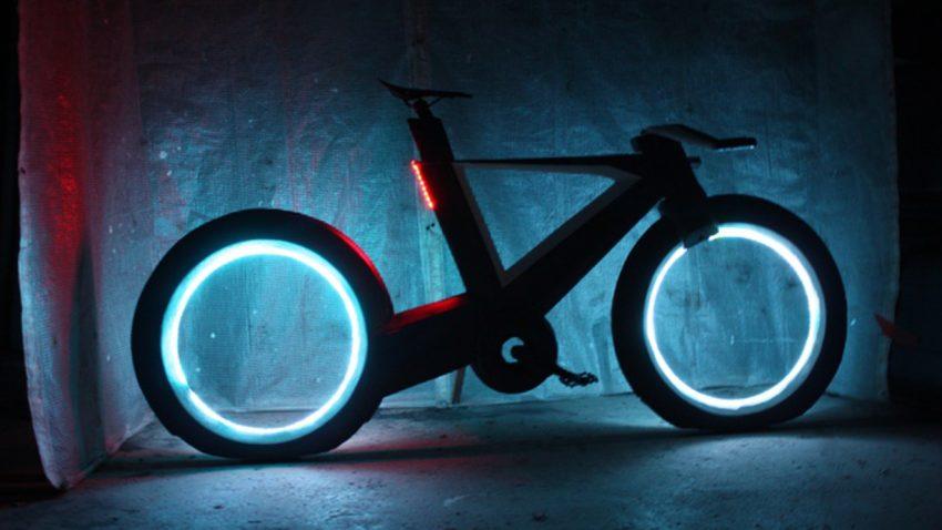 Cyclotron: Dieses futuristische Fahrrad gibt es schon heute