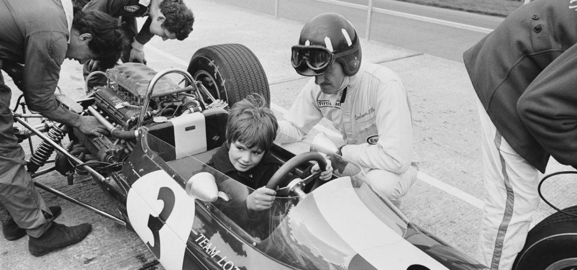 Jeder kann ein F1-Auto fahren, oder?