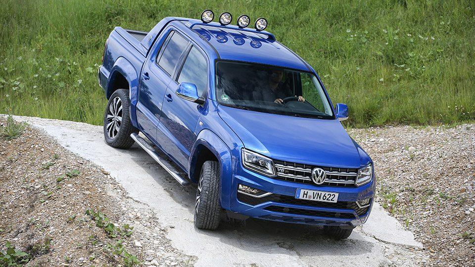 VW Amarok: Upscale, upspice, upsize!