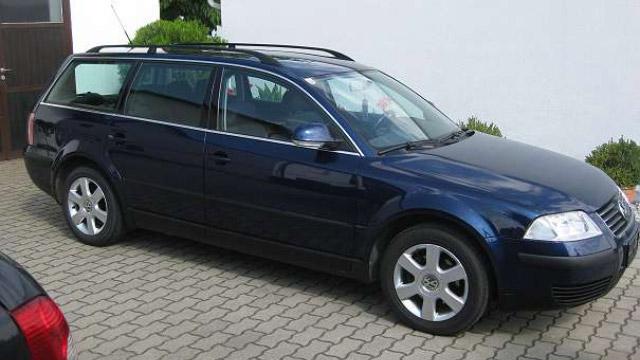 Volkswagen Passat Variant TDI