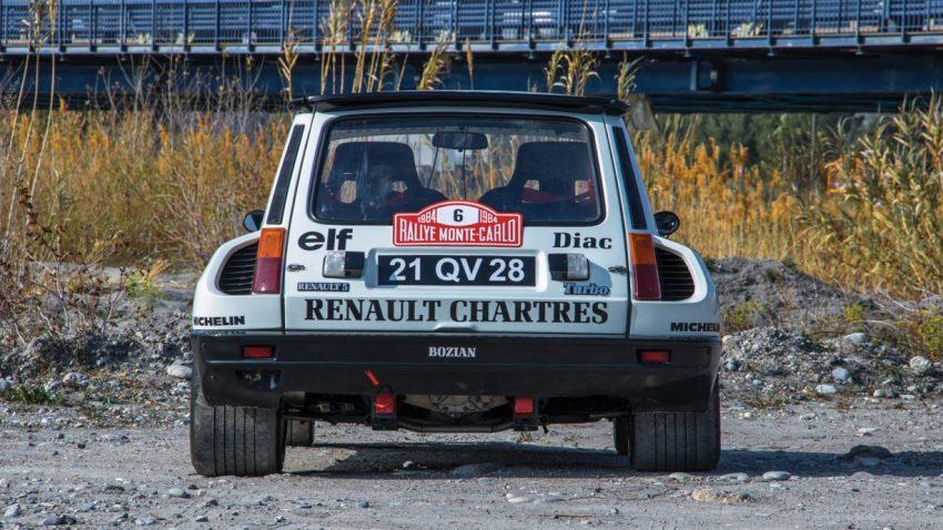 476.000 Euro für einen Renault 5 Turbo