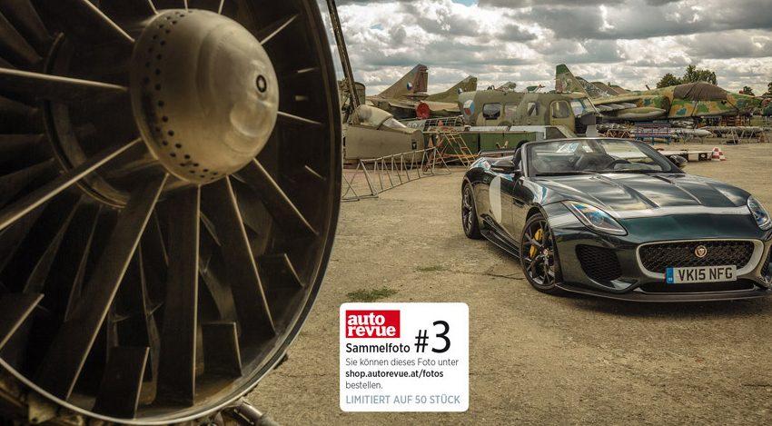 Jaguar F-Type Project 7: Symphonie mit dem Nackenschlag