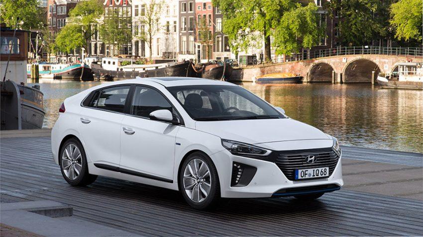 Hyundai IONIQ: Dreierlei vom Elektron