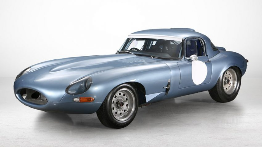Jaguar E-Type lightweight auctionata Speedparty