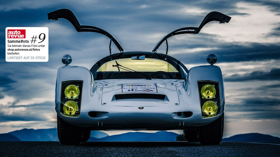 Sammelfoto #9: Porsche 906 – Apollo 6
