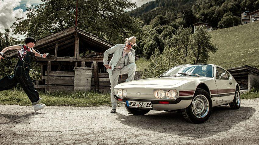 VW SP2: Der schönste Volkswagen aller Zeiten